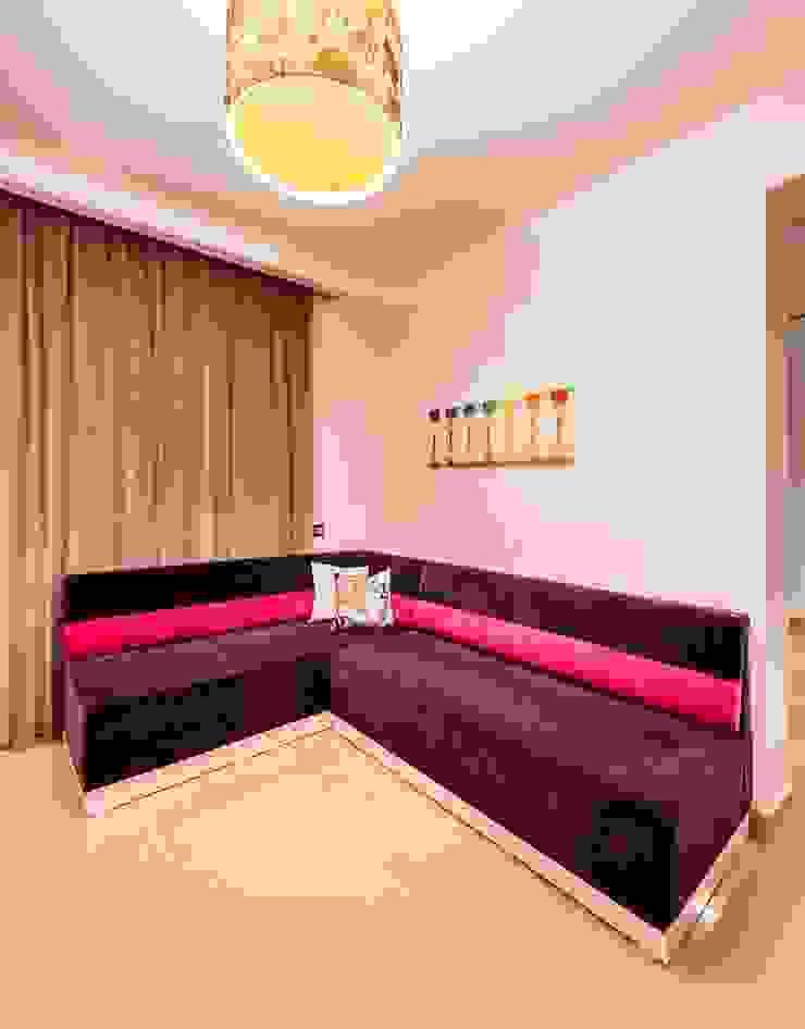 RBK Evi / Lapta 2 Minimalist Oturma Odası Şölen Üstüner İç mimarlık Minimalist