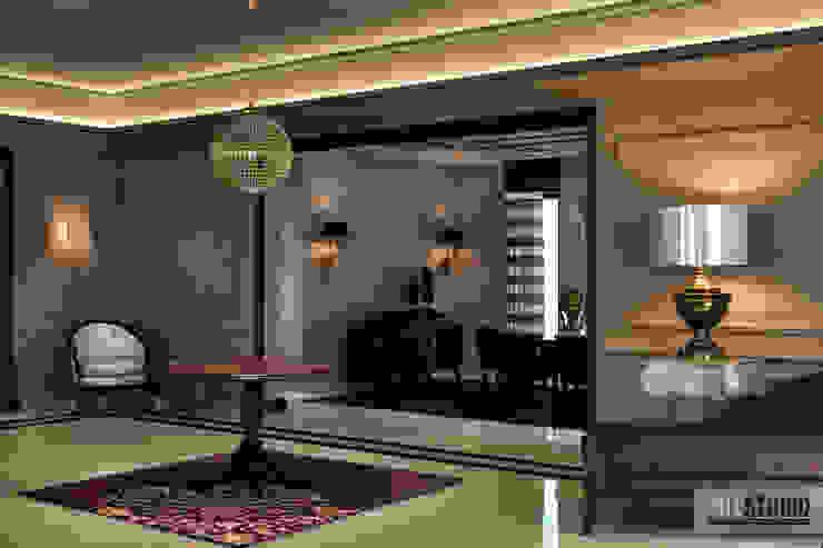 Lake View-Cairo homify Modern Living Room