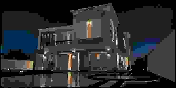 Lake View-Cairo homify Modern Houses