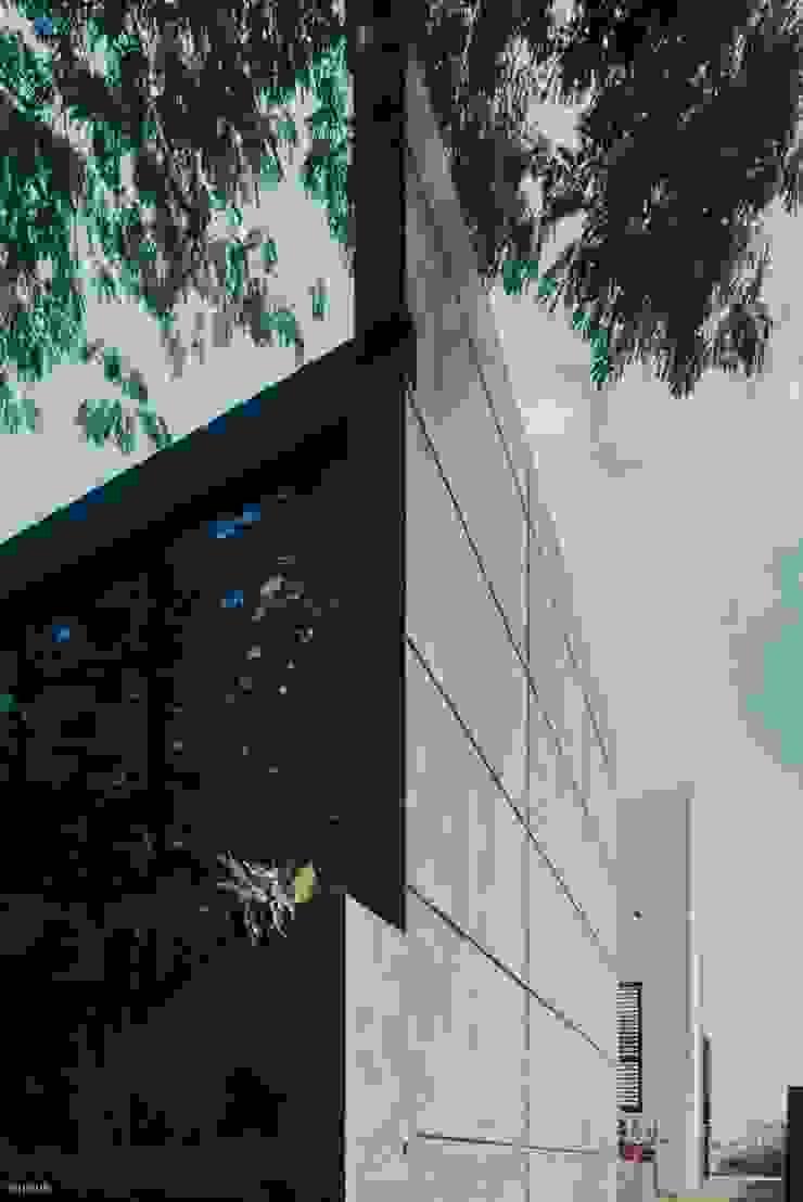 CASA ALTOZANO Casas eclécticas de ROKA Arquitectos Ecléctico