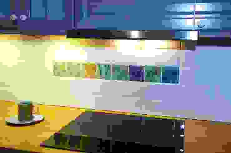 Dekory Nati Modern kitchen Ceramic Multicolored