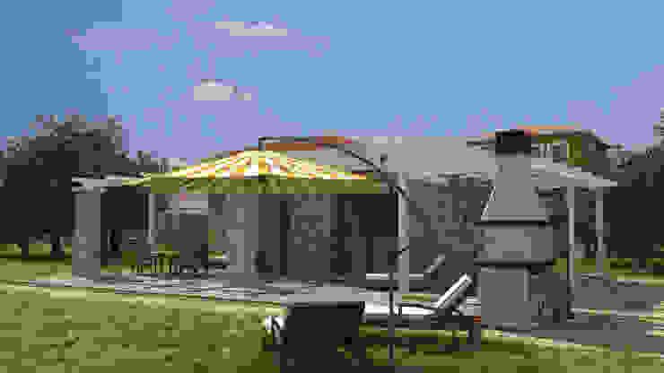 Terrazas de estilo  de Gülşahin,