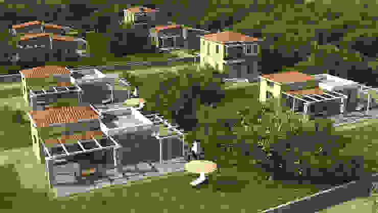 Jardines de estilo mediterráneo de Gülşahin Mediterráneo