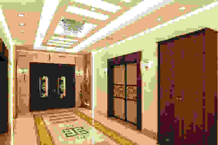تصاميم داخلية فيلا سكنية (1): حديث  تنفيذ rashaatalla, حداثي