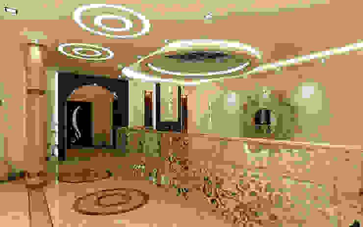 Corridor, hallway & stairs  by rashaatalla,