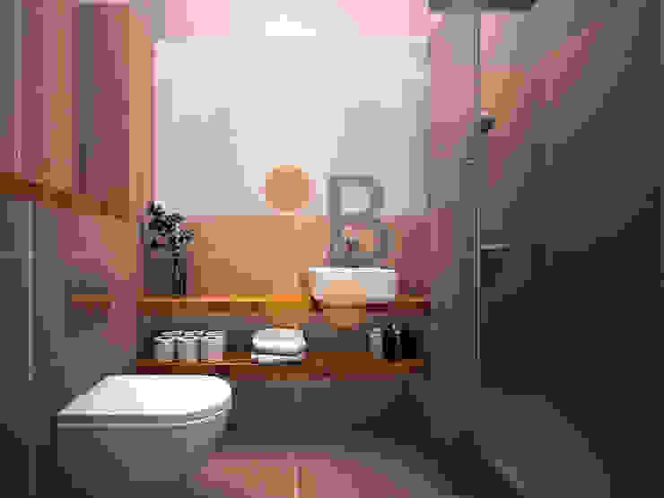 Renders. 3D. 3Dimage. Baño. Toilet. de Brick Serveis d'Interiorisme S.L.