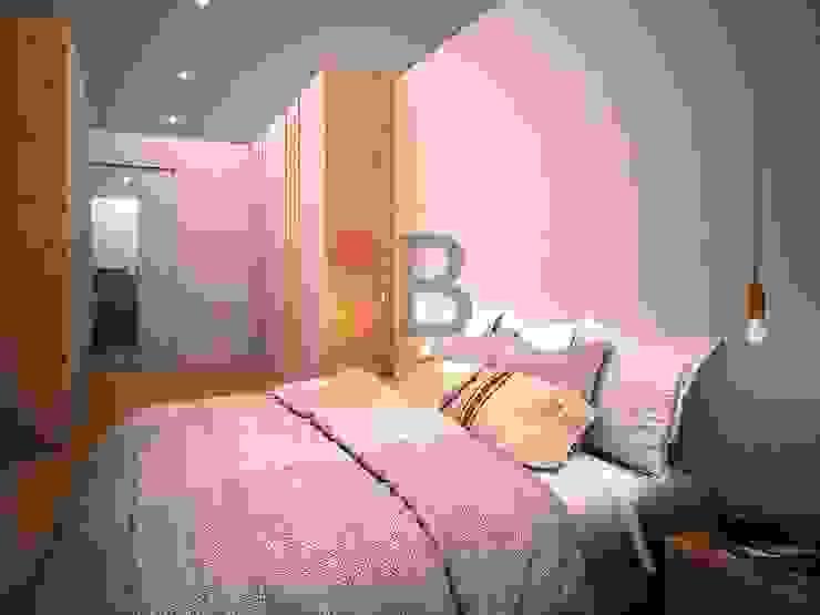 Renders. 3D. 3Dimage. Bedroom. Dormitorio de Brick Serveis d'Interiorisme S.L.