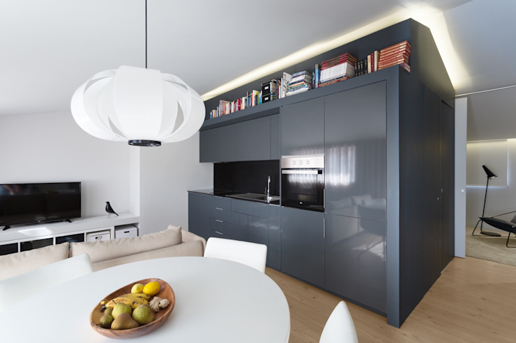 PAULO MARTINS ARQ&DESIGN Living room
