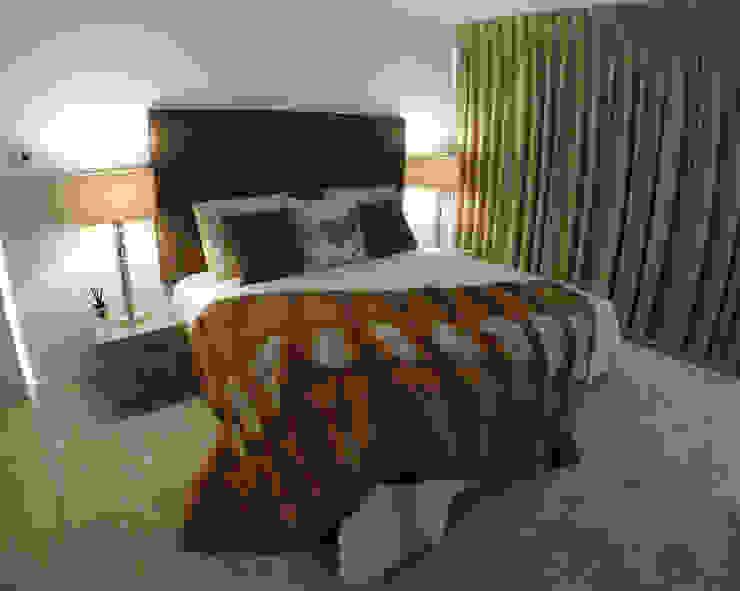 Master Suite Quartos modernos por Pure Allure Interior Moderno