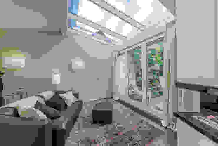 Wintergarten Ohlde Interior Design Klassische Wohnzimmer Gelb
