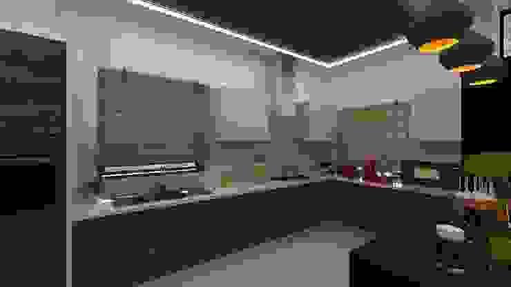 4 Bedroom Apartment Interior Design Bangalore Homify