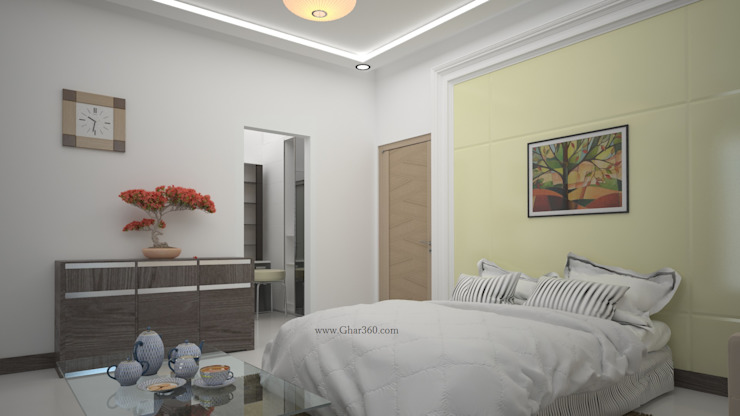 Parents room bedroom Ghar360
