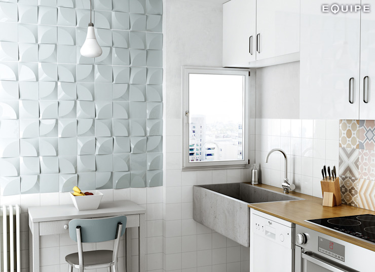 homify Modern kitchen Ceramic