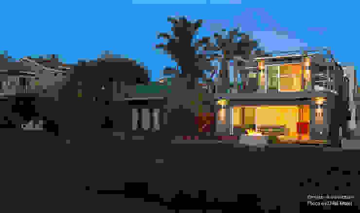 Modern Houses by Chibi Moku Modern Concrete