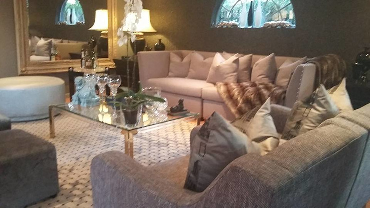 Grey House CKW Lifestyle Associates PTY Ltd Living room