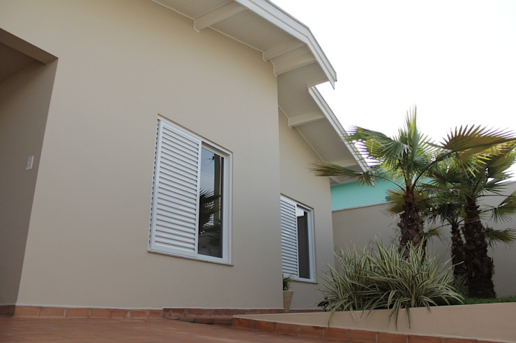 Lozí - Projeto e Obra منازل