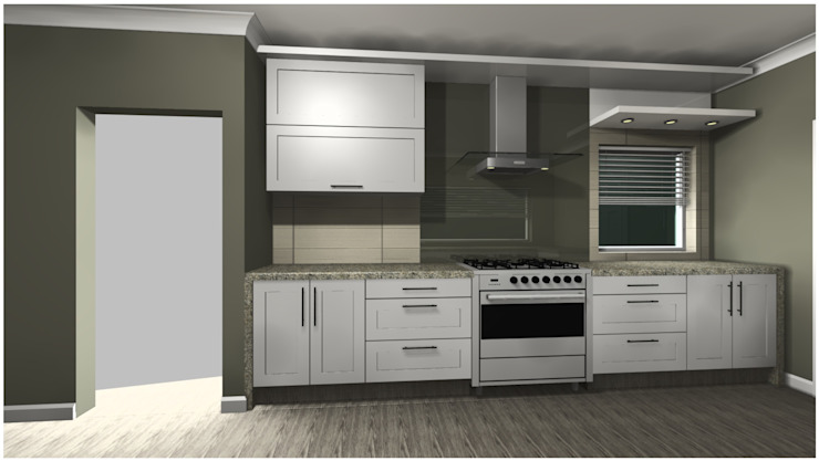 Kitchen for Lee by CKW Lifestyle Associates PTY Ltd