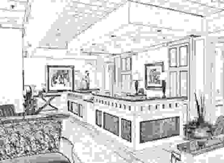 Casino Lounge bar by CKW Lifestyle Associates PTY Ltd