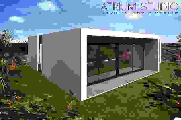 Moradias HC por AtriumStudio Moderno