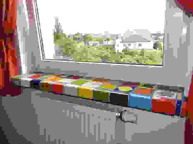 Dekory Nati Media room Ceramic Multicolored