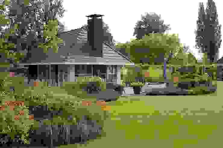 Gastenverblijf Klassieke tuinen van Teo van Horssen Hoveniers Klassiek