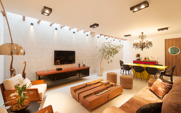 by THEROOM ARQUITETURA E DESIGN Сучасний