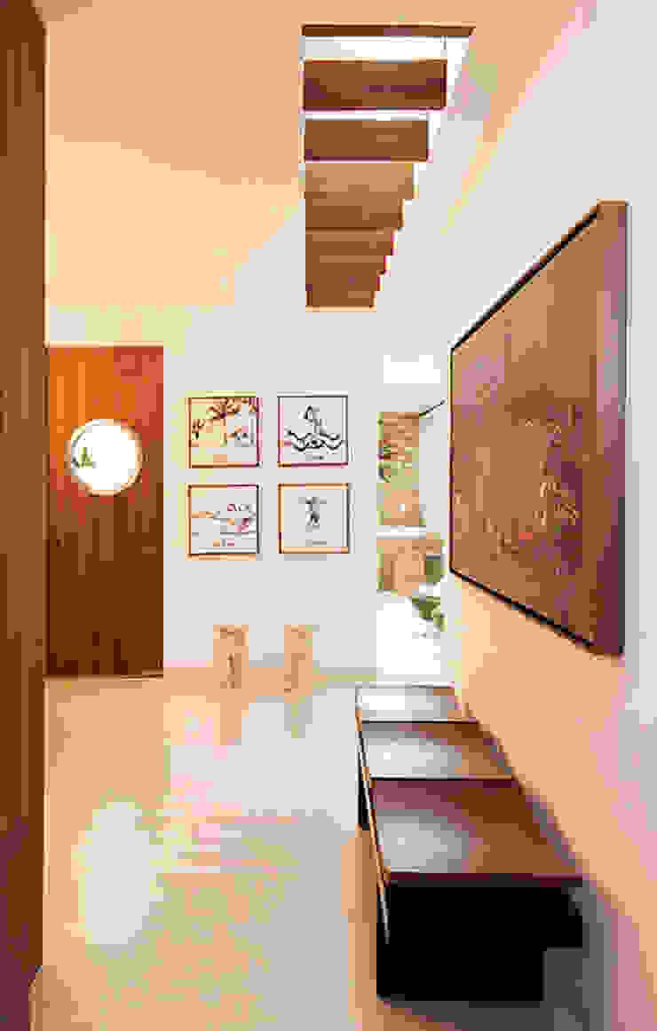 THEROOM ARQUITETURA E DESIGN ห้องนั่งเล่น