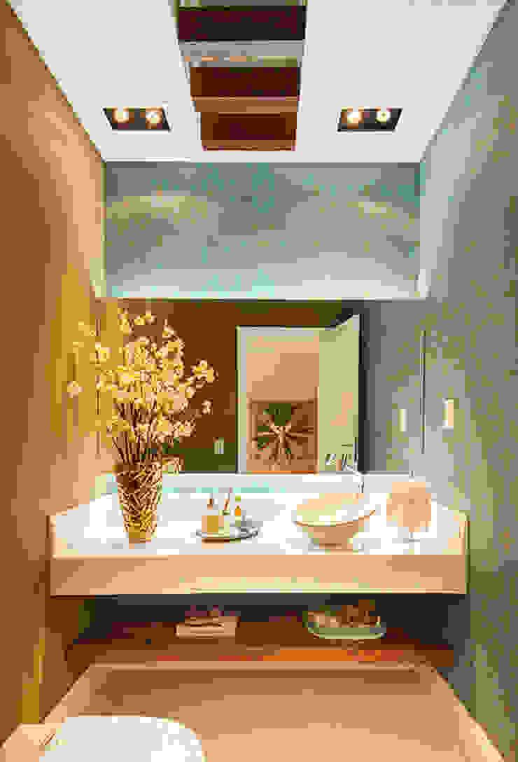 THEROOM ARQUITETURA E DESIGN ห้องน้ำ