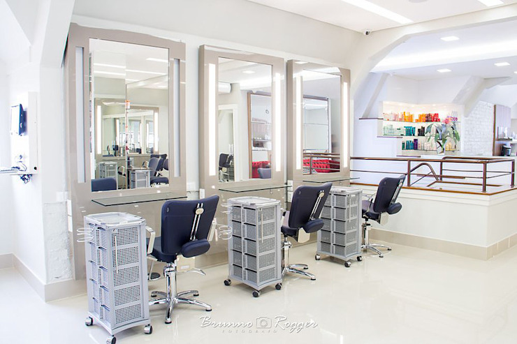 THEROOM ARQUITETURA E DESIGN Commercial Spaces