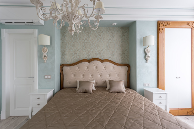 Chambre classique par Bellarte interior studio Classique