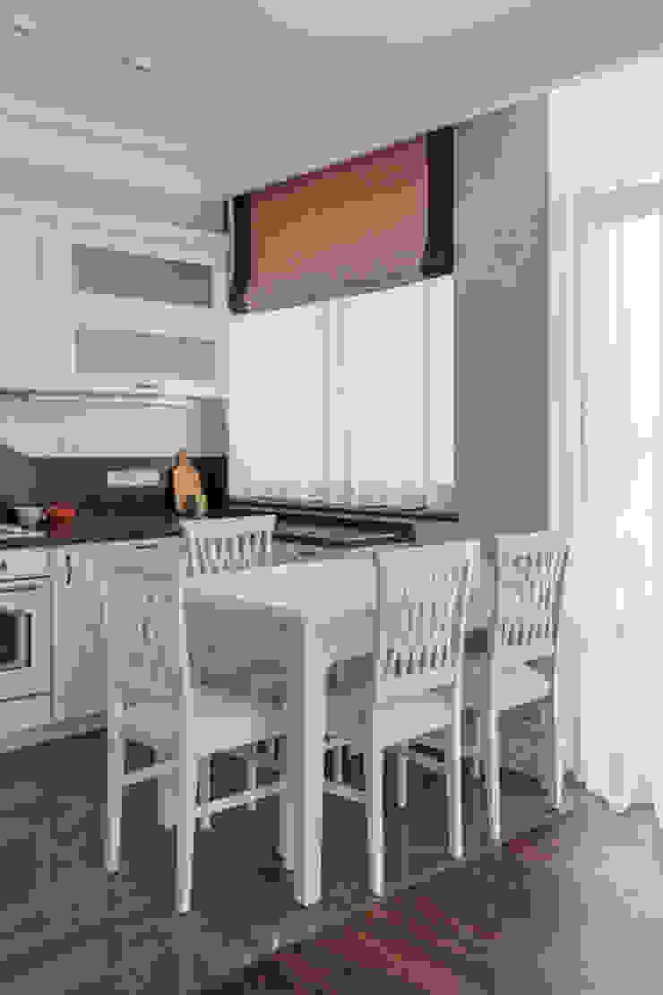 Cuisine classique par Bellarte interior studio Classique