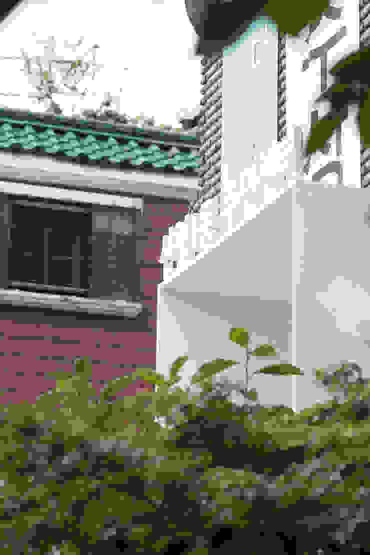The Friendly wall _신월1동 주민센터 by 지오아키텍처 모던