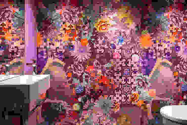 objekt 13 Innenarchitektur Eclectic style bathroom