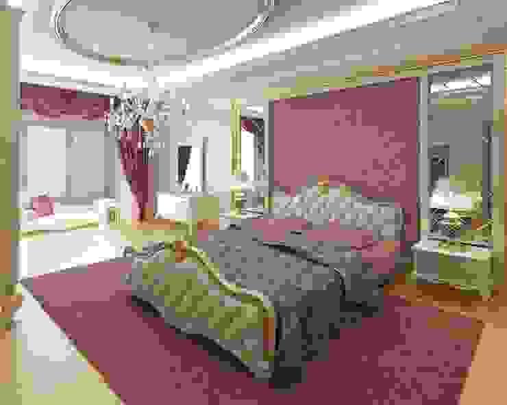Modern Yatak Odası VERO CONCEPT MİMARLIK Modern
