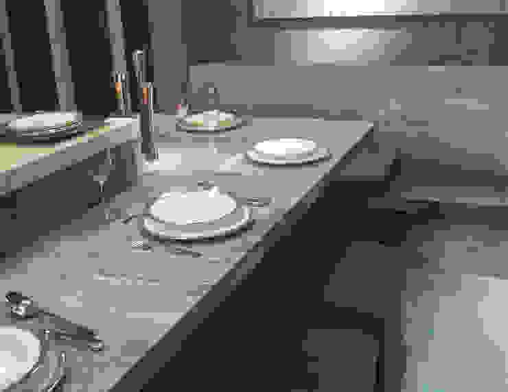 La exclusiva calidad FORMICA es el principal atributo con el que cuenta la Línea Premium. Comedores de estilo moderno de FORMICA Venezuela Moderno