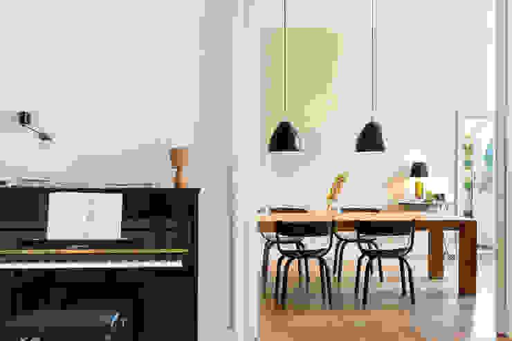 Esszimmer Britta Weißer Innenarchitektur Moderne Esszimmer