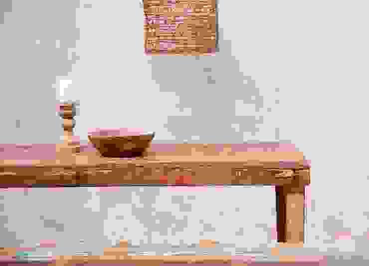 Dining Table par Little Mill House Éclectique