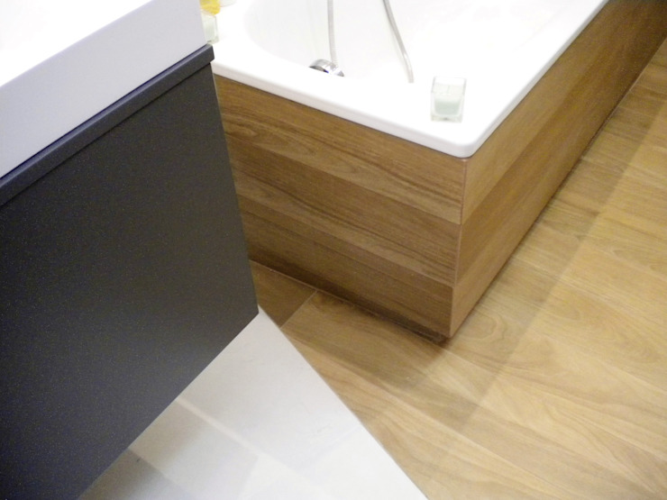 Architetto Alberto Colella Modern style bathrooms
