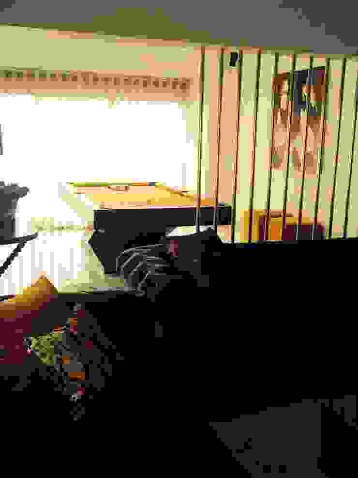 Lili Miranda-Designer de Interiores Modern living room