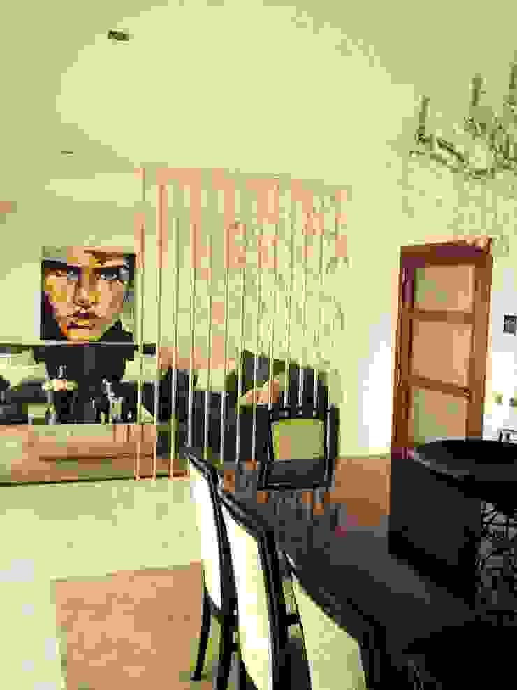 Lili Miranda-Designer de Interiores Modern Dining Room