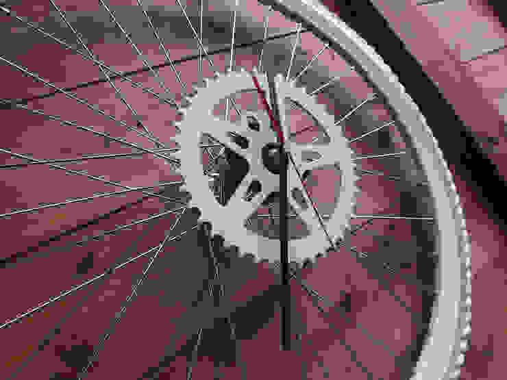 de estilo industrial por Bikes Bazaar, Industrial Aluminio/Cinc