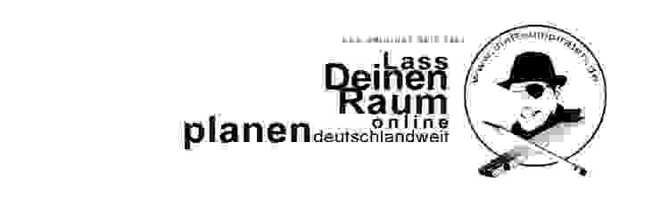 Innenarchitektur online - deutschlandweit von DIE RAUMPIRATEN®
