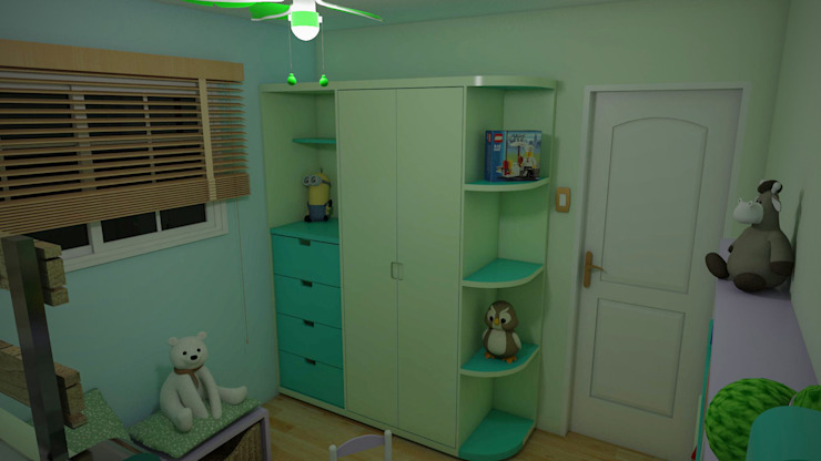 Rbritointeriorismo Nursery/kid's room