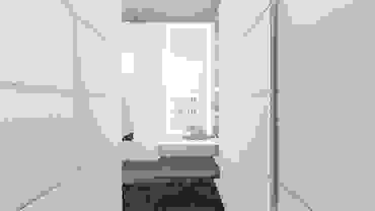 Rustic style dressing room by Studio² Rustic