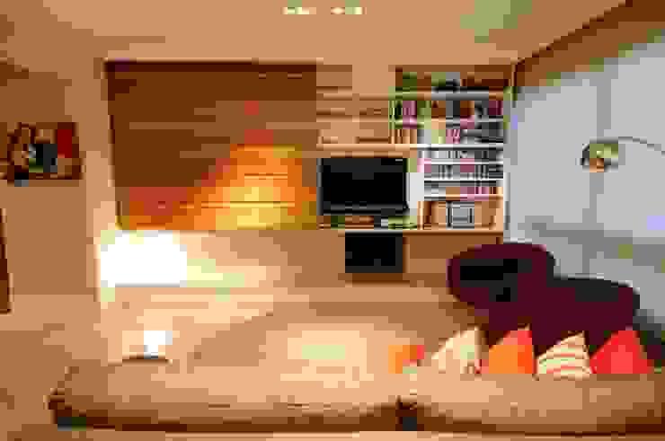 Estar Salas de estar modernas por João Linck | Arquitetura Moderno