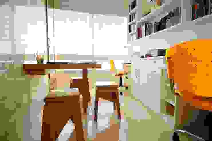 Oficinas de estilo  por João Linck | Arquitetura,