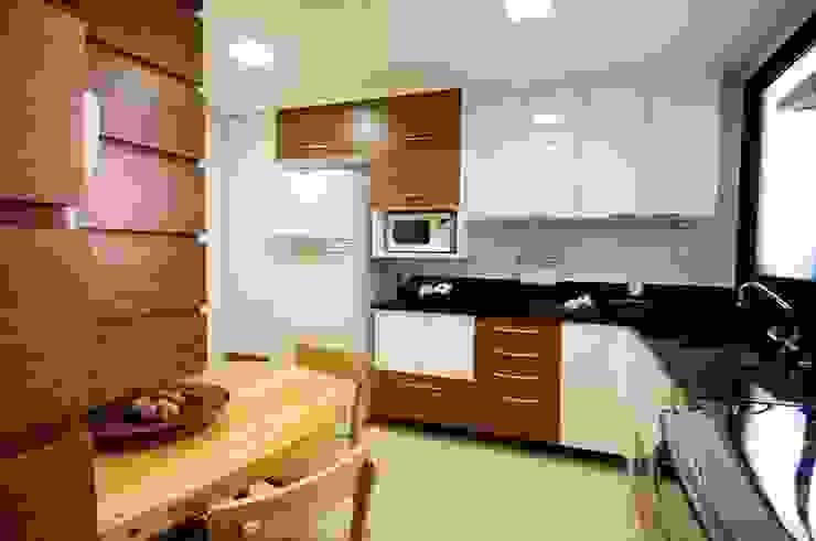 Cocinas de estilo  por João Linck | Arquitetura,