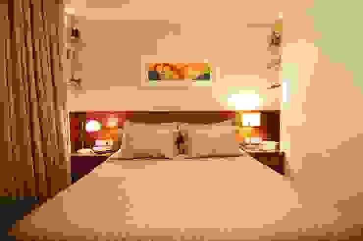Modern style bedroom by João Linck | Arquitetura Modern
