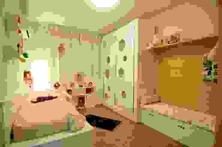 Dormitório filha Quarto infantil moderno por João Linck | Arquitetura Moderno