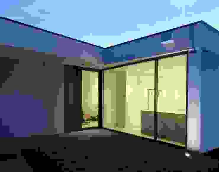 Vista para a cozinha Cozinhas modernas por Utopia - Arquitectura e Enhenharia Lda Moderno
